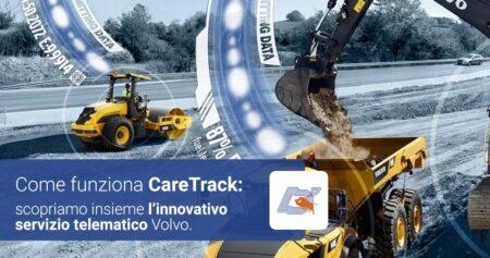 Come funziona CareTrack: l'innovativo servizio telematico Volvo