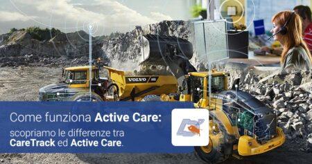Come funziona Active Care: la differenza tra CareTrack ed Active Care